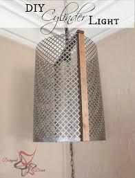 diy lighting design. best 25 metal cylinder ideas on pinterest product sketch design sketching and diy lighting t