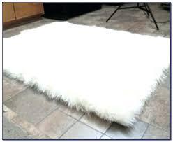 animal fur rugs inspiring black fur rug for white furry rug rugs home design ideas fake animal fur rugs