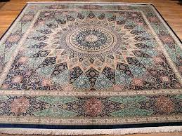 silk persian rug a silk rug is easy to distinguish by its brilliance and unparalleled luminosity silk persian rug