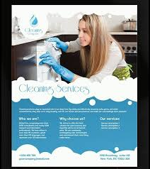 Commercial Cleaning Flyers Flyer Templates For Cleaning Business Onlinedegreebrowse Com