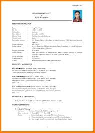 Resume Example Malaysia Resume Ixiplay Free Resume Samples