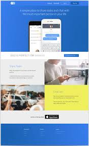 Duo-HTML5-App-Landing-Page | Free landing pages | Pinterest ...