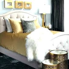 Black White And Gold Room Decor Teal White And Gold Bedroom Black ...