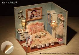 doll houses play house diy gift girlfriend custom birthday girl friend to send her girlfriends boyfriend boy is novel practical in doll houses from toys
