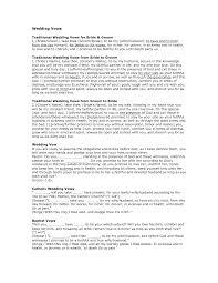 Wedding Ceremony Script Non Religious Examples