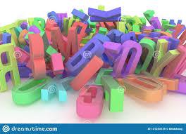 Alphabet, Letter Of ABC. Good For Web ...