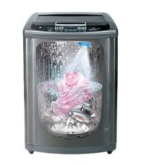 Which Is The Best Top Loading Washing Machine Lg 70 Kg T8067teel3 Fully Automatic Top Load Washing Machine Dark