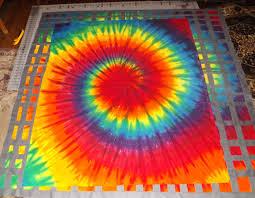 Tie Dye Quilt Finished   Tim Latimer - Quilts etc & tie-dye-top 007 Adamdwight.com