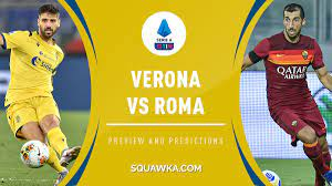 Verona vs Roma live stream: Watch Serie A fixture online