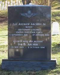 Ina Dodson Archer (1925-1996) - Find A Grave Memorial