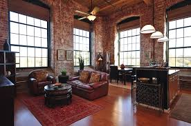 ... Popular Loft Apartment Brick Lofts On Pinterest Loft Exposed Brick And  Loft ...