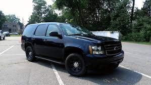 NJ 2007 Chevy Tahoe Police FlexFuel (ppv) Midnight blue (HARD TO ...