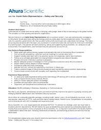 State Representative Sample Resume Inside Sales Resume Examples Rep Sample Account Manager Example 1
