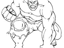 Hulk Color Pages The Hulk Coloring Pages Lego Hulk Smash Coloring