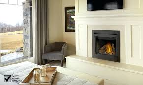 clean gas fireplace glass napoleon room set best way to