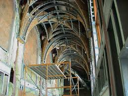 how much would you charge to hang and finish this vaulted ceiling