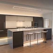 kitchen led lighting. Truline Plaster-In LED System By Pure Lighting Kitchen Led Lighting T