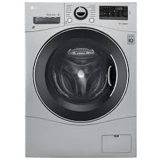 Washing Drying Machine Lg Wm3488hs 23 Cu Ft Compact All In One Washer Dryer Combo Silver