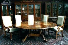 large round oak dining table seats 8 tables marvelous wonderful that