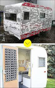 diy rv screen room before after 10 unbelievable trailer transformations