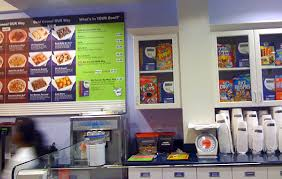 Vending Machine Restaurant Nyc Amazing The Cereality Show Coming To A College Town Near You The