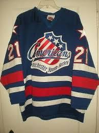 K1 Hockey Jersey Size Chart Rochester Americans Blue Ahl Reebok Premier Hockey Jersey