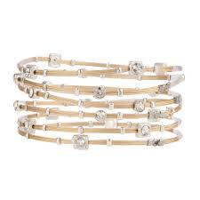 bracelet 3500 clear gold matte