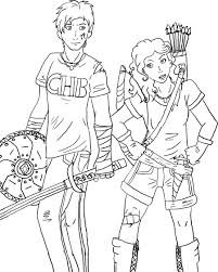 practical percy jackson coloring pages outstanding printables ideas