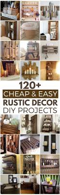 Diy Home Decor Best 25 Diy Home Decor Projects Ideas On Pinterest Furniture
