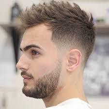 طريقة تصفيف الشعر للرجال 2018 شرح عمل قصات للشعر القصير