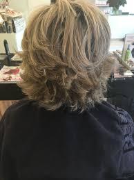 Halflang Haar Highlights Hair In 2019 Hair Styles 2016 Curly
