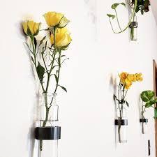 hanging vase wall vase glass hanging