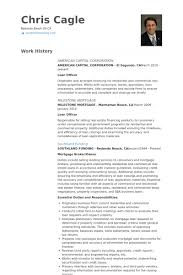 Loan Officer Resume Samples Visualcv Resume Samples Database