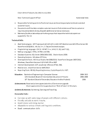 Sharepoint Developer Resume Custom SharePoint Developer Resume