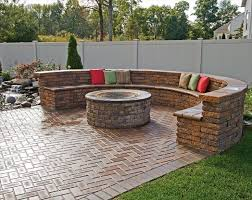 the bricks furniture. Attractive Outdoor Bricks Design Brick Patio Furniture Download Designs With Fire Pit The