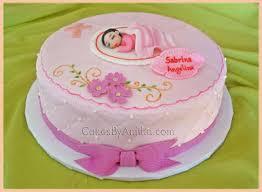 Cakes By Anitha Baby Girl Baptism Cake
