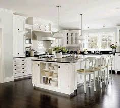 kitchens with white cabinets. Unique White Wonderful Kitchen With White Cabinets Simple Design Inspiration  With Ideas About Kitchens On Pinterest To N