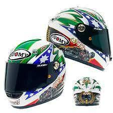 Purchase Suomy Vandal Troy Bayliss Limited Edition Helmet