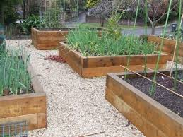 Small Picture vegetable garden design australia Raised garden beds photos