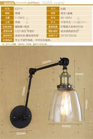 Old Gas Wall Lights Industrial Wall Sconces Style Reminiscent Of The Old
