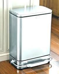 13 gallon trash bag dimensions trash can gallon kitchen trash cans green gallon kitchen trash can