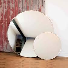 mirror frame outline. Outline Mirror - Polished Brass Frame R