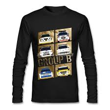 Ralli Design Shirts 2017 Men T Shirt Design Group B Cheap Graphic Rally Car T Shirt Father Gift Long Sleeve Trendy Mens T Shirts T Shirt Best From Yoursuger 28 27