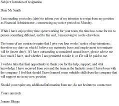 email resignation letter example   resignletter orgemail resignation letter example