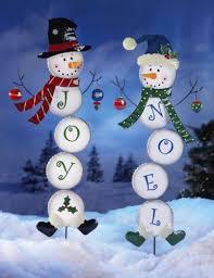 Full Size of Christmas Decorations: Frosty Snowman Garden Metal Yard Art Outdoor Holiday Joy christmas decorations: 50 Of Up to Date