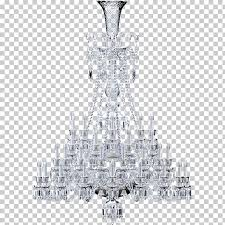 light fixture chandelier lighting baccarat chandelier png clipart