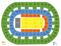 Valley View Casino Center Wwe Seating Chart 39 Veracious Pechanga Arena Seating