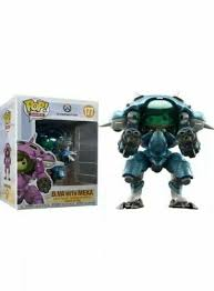 Funko Pop Games <b>Overwatch</b> 2pk 6 Inch <b>D</b>.<b>va</b> & Meka <b>Blueberry</b> ...