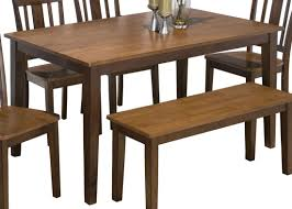 Kura Espresso And Canyon Gold Dining Table 1stopbedrooms