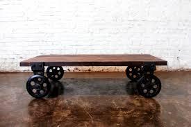 Industrial Coffee Table Cart 5 Appealing Industrial Coffee Table Au Industrial Coffee Table Diy